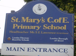 St. MAry's C.ofE. Primary School